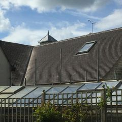 A new roof done by our team